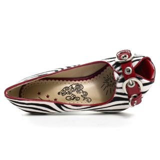 The Hype Heel   Red, Naughty Monkey, $94.99,