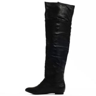 Boot   Black Leather, Chinese Laundry, $90.39