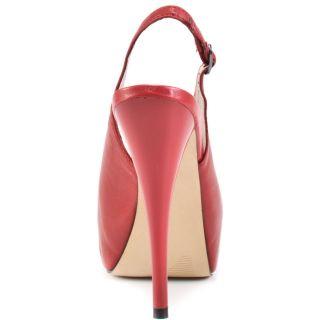 Alludde – Red Leather, Steve Madden, $104.49