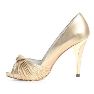 Unika Heel   Gold, Boutique 9, $98.99,