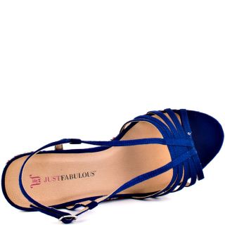 Just Fabulouss Multi Color Fatima   Blue for 54.99