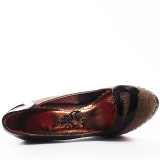 Uptown Girl   Brown, Naughty Monkey, $84.99,