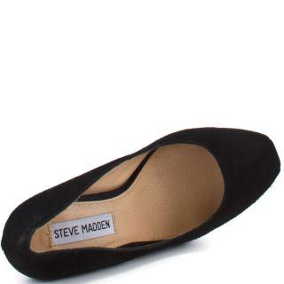 Stokker   Black Suede, Steve Madden, $99.99,