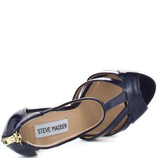 Haylow   Navy Patent, Steve Madden, $69.99,