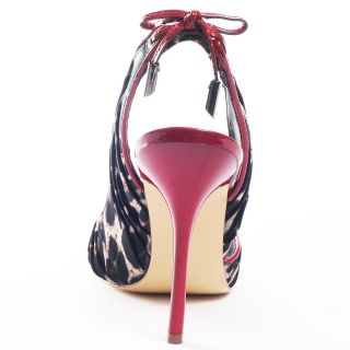 Elegent 2   Red Multi Satin, Guess, $89.99,