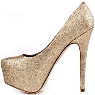 Steve Maddens Gold Dejavu   Gold Glitter for 129.99