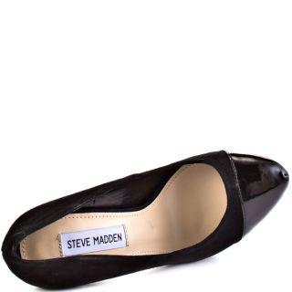 Steve Maddens Black Beautey   Black Suede for 99.99