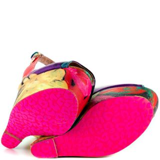 Betsey Johnsons Multi Color Makenna   Floral Multi for 99.99