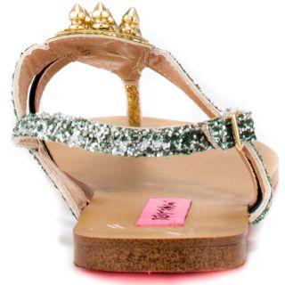 Betsey Johnsons Multi Color Corii   Glitter Multi for 99.99