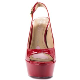 Paris Hiltons Red Nia   Red Patent for 99.99
