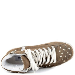 Steve Maddens Beige Twynkle   Taupe Suede for 99.99
