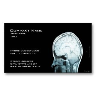 MRI Business Card Coffee Mug