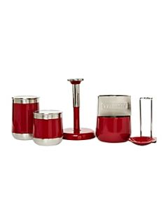 Typhoon Novo Red Kitchen Storage   House of Fraser