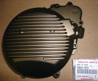 Kawasaki Left Side Cover Stator Generator Cover 00 02 zx6r Ninja 05 08
