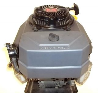 Kawasaki Vertical 13 HP V Twin OHV Engine Recoil 1 x 3 5/32 #FH381V