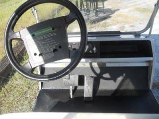 Carryall VI Gas Golf Cart Car Flatbed Kawasaki Utility Vehicle