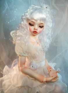 OOAK Custom Dim MSD Faith Hope or Charity by Karen Kay