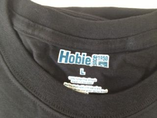 Hobie Kayak T Shirt Large Black 5129LG