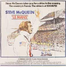 Le Mans 1971 Original U s Six Sheet Lee H Katzin Steve McQueen