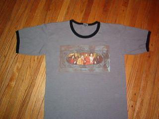 The Doors Morrison Hotel T Shirt Jim Retro Ringer Med