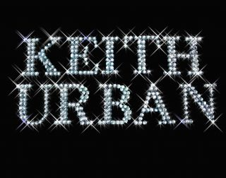 Keith Urban Concert Rhinestone T Shirt Style Choice