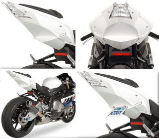 Kawasaki ZX10R 2011 Hot Bodies Racing SBK Undertail Kit Smoke Rtl$150