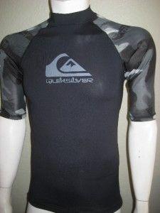 Quiksilver Kelly Slater Adult Medium UV Tech Rashguard Sun Protection