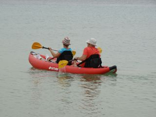Saturn Inflatable Kayaks BK365. Lighting Fast! Click on image to