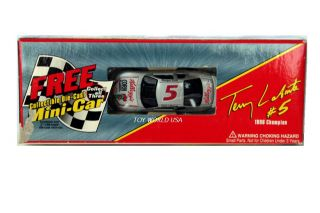 Terry Labonte 5 Kelloggs Corn Flakes Iron Man