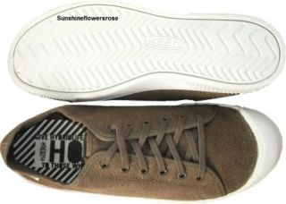 KEEN SANTIAGO LACE #1479 MENS VULCANIZED HYBRID SNEAKER CHOCOLATE CHIP