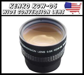 Kenko KGW 05 0 5X Video Conversion Wide Angle Lens