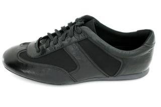 Calvin Klein Clark F1600 Mens Black Casual Sneakers