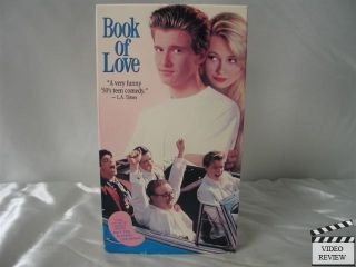 Book of Love VHS Chris Young Keith Coogan 043396751439