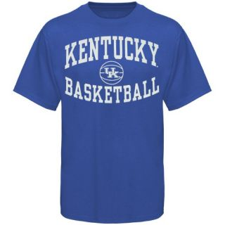Kentucky Wildcats Royal Blue Reversal Basketball T Shirt