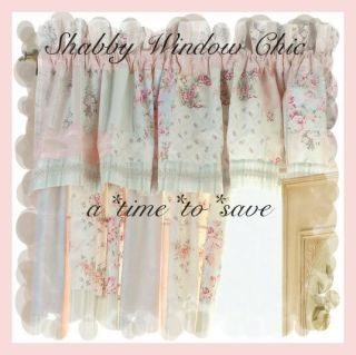 Shabby Pink Chic Kensington Patchwork Queen Quilt Set