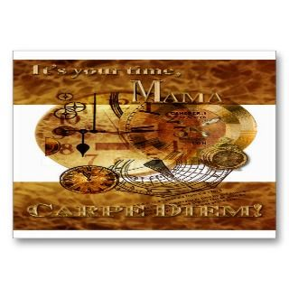 Diem Mothers Day Gift Tag Business Card Templates