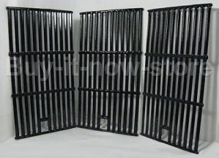 BBQ Kenmore Replacement Gas Grill Cast Iron Cooking Grids Part 65223