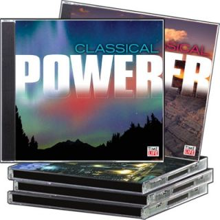 Classical Power 5 CD Set New Time Life