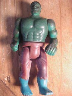 1975 Hulk Action Figure by Mego Vintage Hong Kong