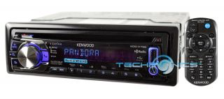 Kenwood KDC X796 in Dash HD Radio CD iPod Stereo Receiver USB Aux w