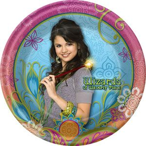 Kids Birthday Party Supplies Wizards of Waverly Place Theme