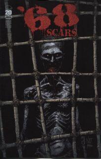 68 Scars 3 of 4 Mr Image Comics Cover B