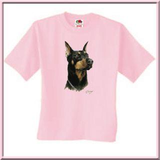 Killen Doberman Pinscher Dog T Shirt s M L XL 2X 3X