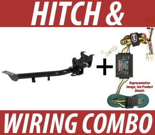 Combo 2009 Fits Kia Borrego Curt Trailer Towing Receiver Hitch Wiring