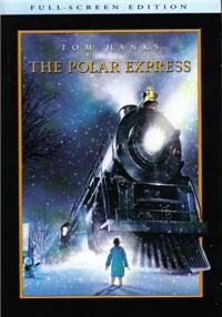 The Polar Express DVD DVDs Movies Tom Hanks Kids Full Screen FS 9854