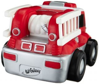 Kid Galaxy My 1st RC GoGo Fire Truck Has A Steering Wheel 2 Button