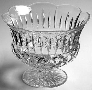 Gorham Crystal King Edward Footed Punch Bowl 167459