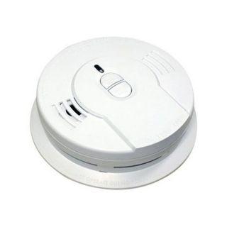 Kidde 0910 SEALED Battery Smoke Alarm w Smart Hush