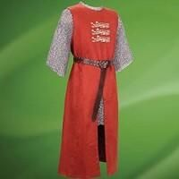 King Richard Lionheart Medieval Knight Tunic Costume