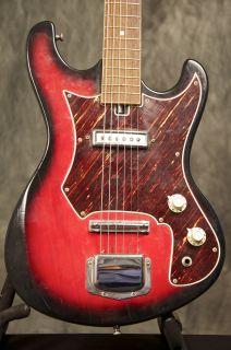 Price Drop Vintage Kingston Teisco Electric Single Pickup Guitar